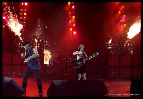 AC/DC live a Milano