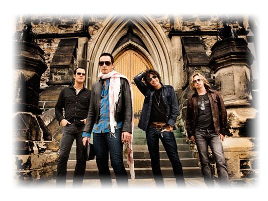 Stone Temple Pilots Live Milano