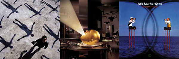 The Mars Volta – Muse – Dream Theater