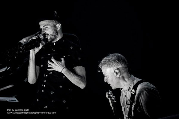 Max e Samuel - Foto di Vanessa Cuda