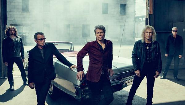Musica, la Band di Jon Bon Jovi esce con un nuovo singolo