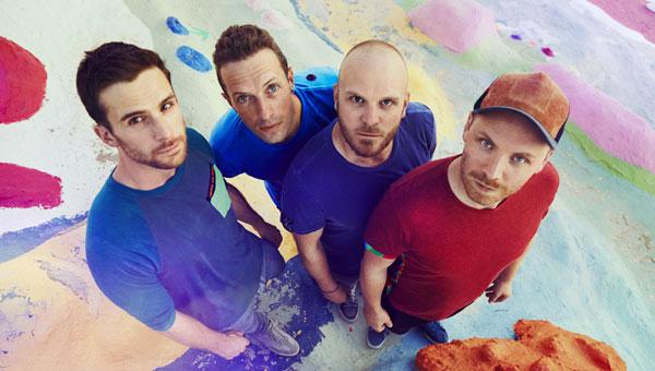 Coldplay super ospiti a Che Tempo Che Fa