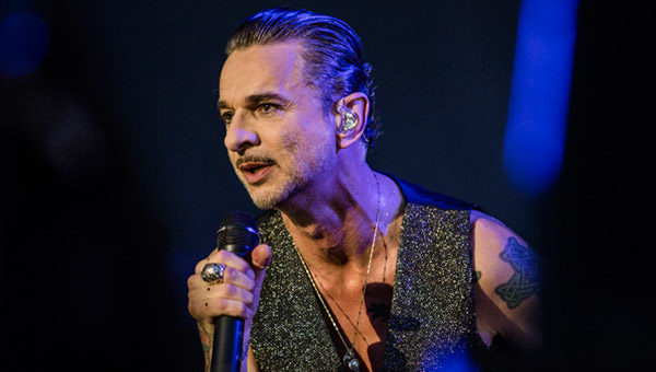 Contro la paura, in 53mila all'Olimpico per i Depeche Mode