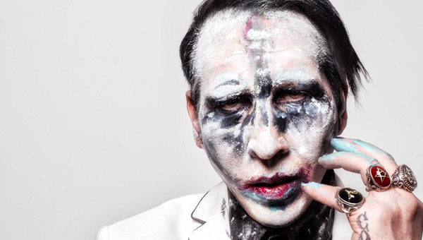 Lo sfortunato tour di Marilyn Manson