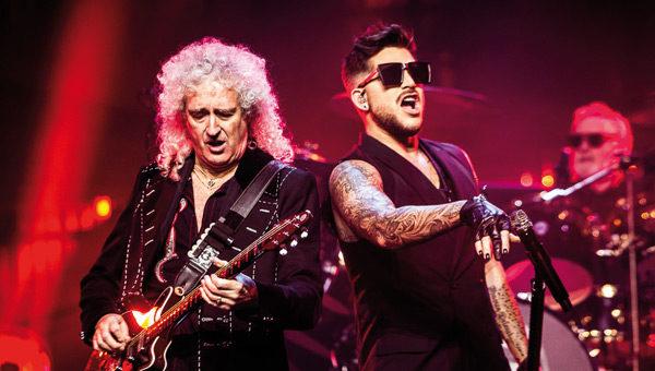 Rami Malek Queen Freddie Mercury Bohemian rhapsody