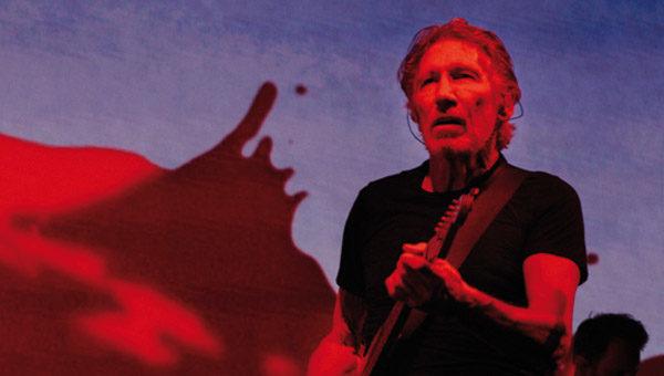 Roger Waters arriva in concerto in Italia: tutti i dettagli