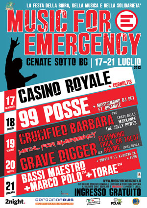 music-emergency
