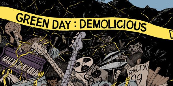 greenday-demolicious