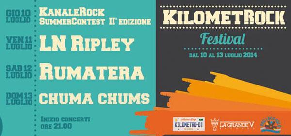 kilomet-rock