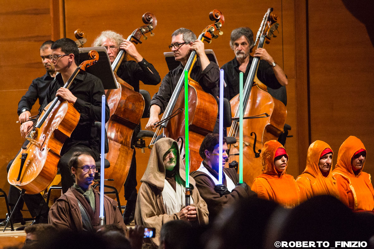 Star Wars A Musical Journey @ Auditorium di Milano 3 settembre 2015 ph Roberto Finizio-8980
