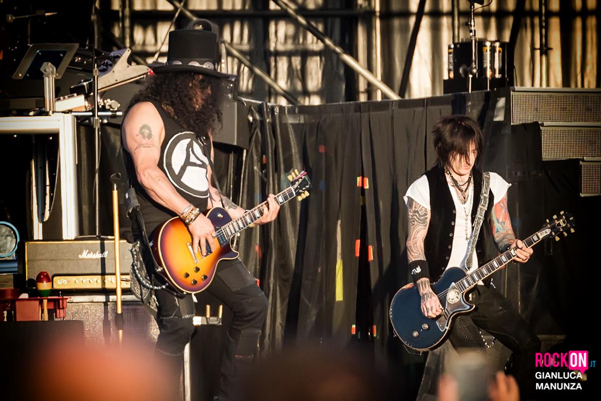 07- Guns'N'Roses – Firenze Rocks 2018 – Firenze – 150618