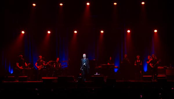 Sting -Sting in concerto al Mediolanum Forum di Milano