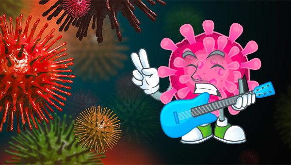 Risultato immagini per virus musica