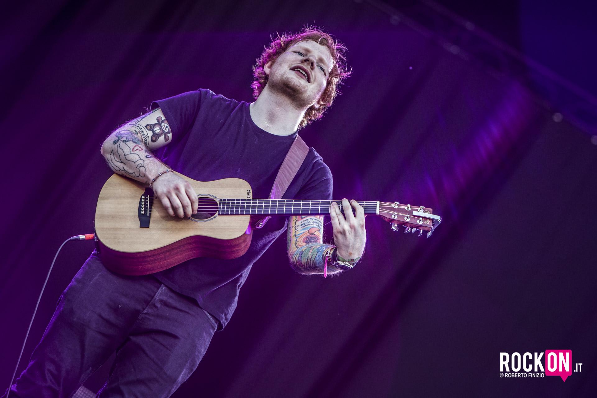 Ed Sheeran – Pinkpop Festival 2014