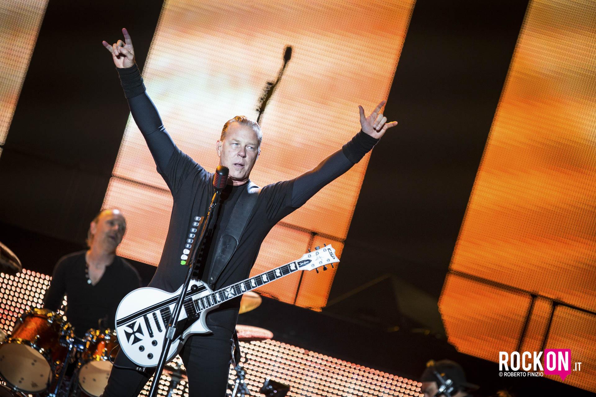 Metallica – Pinkpop Festival 2014