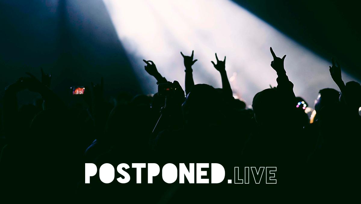 PostPoned.live : cerca eventi e concerti annullati/rimandati e trova informazioni