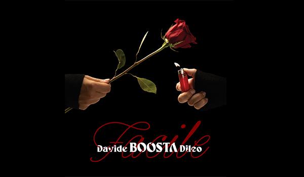 Cover FACILE_DAVIDE BOOSTA DILEO_600