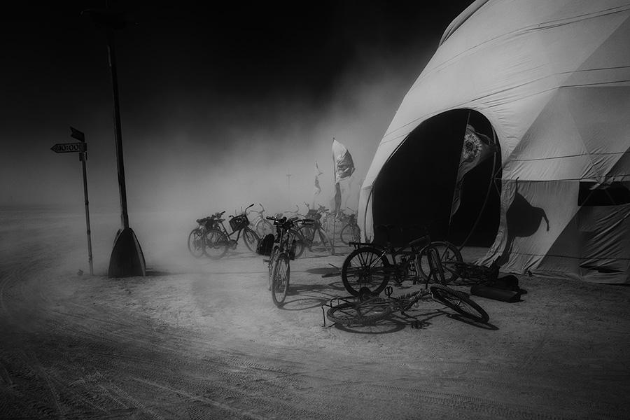 Burning Man - Black Rock Desert, Nevada 2019