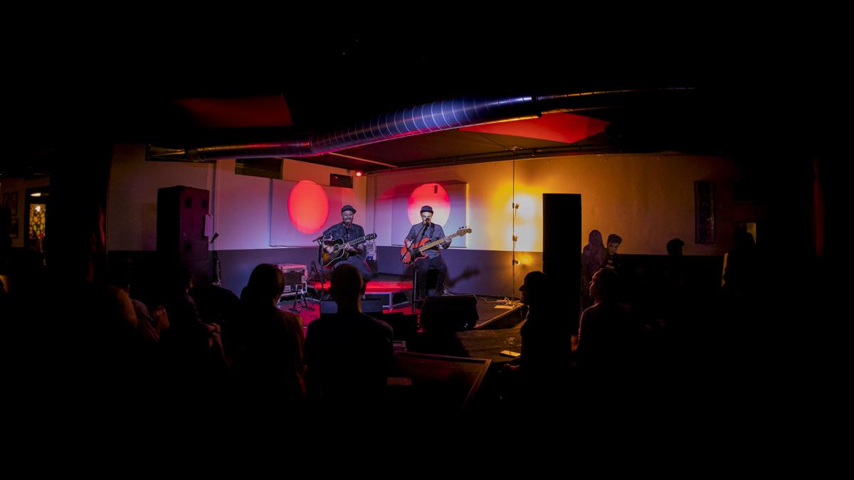 Shandon in concerto all'INK Club di Bergamo foto di Andrea Ripamonti per www.rockon.it