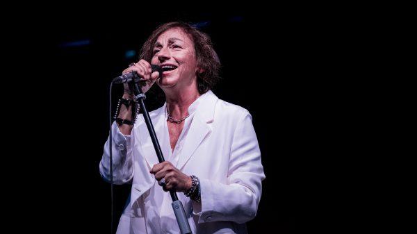 Gianna Nannini in concerto al Lazzaretto di Bergamo foto di Andrea Ripamonti