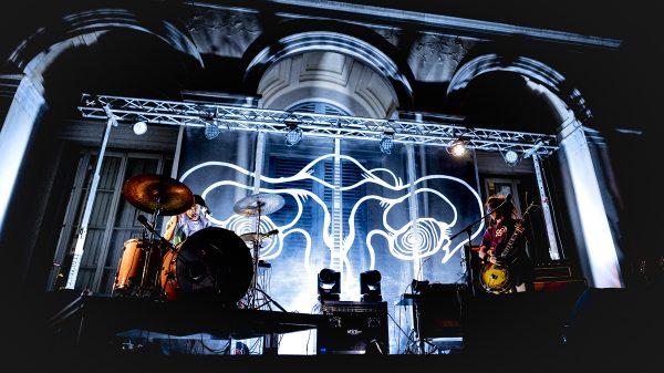 Little Pieces of Marmelade in concerto al Parco della Villa Tittoni di Desio foto di Andrea Ripamonti per www.rockon.it