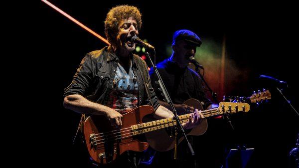 Max Gazzè in concerto all'Anfiteatro del Vittoriale di Gardone Riviera foto di Andrea Ripamonti per www.rockon.it