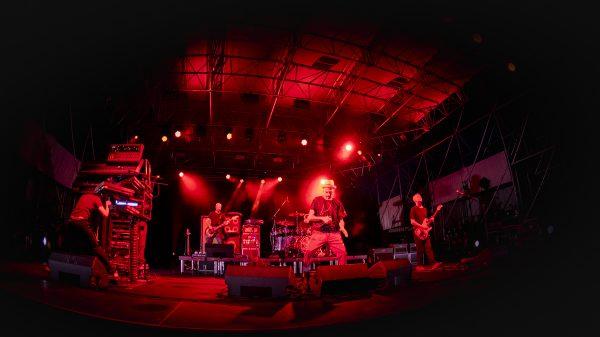 Subsonica in concerto al Campo Marte di Brescia foto di Andrea Ripamonti