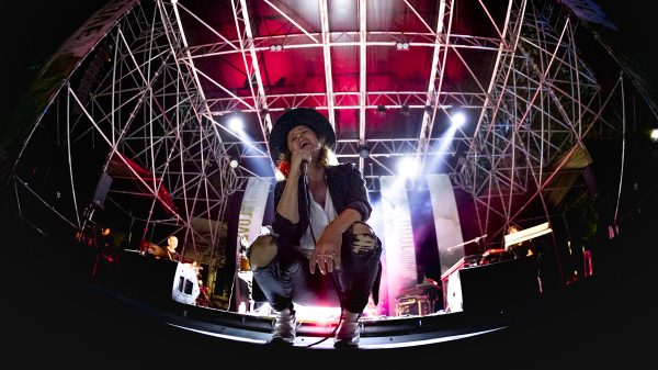 Rachele Bastreghi in concerto al Bergamo1000 di Bergamo foto di Andrea Ripamonti